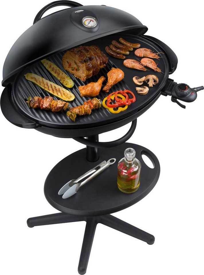 Steba Säulengrill VG 350 BIG, 2200 Watt in schwarz