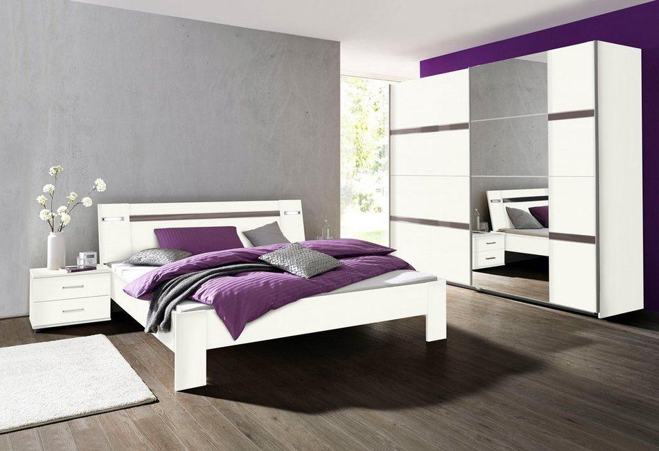 wimex schlafzimmer sparset mit schwebet renschrank 4 tlg online kaufen otto. Black Bedroom Furniture Sets. Home Design Ideas