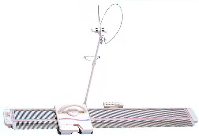 Silver Reed Strickmaschine LK 150