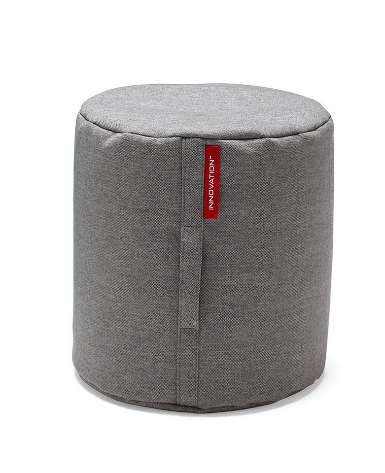 INNOVATION™ Sitzsack »Butt«, in 8 trendigen Farben in very black