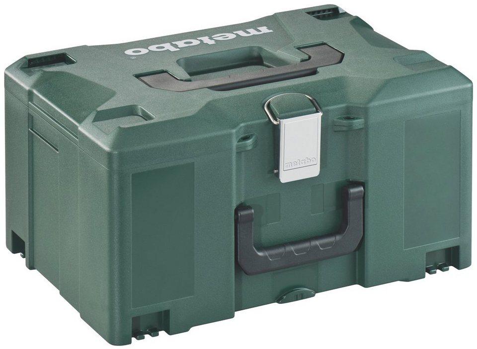 Pick + Mix Serie: Werkzeugbox »MetaLoc III«(leer) in grün