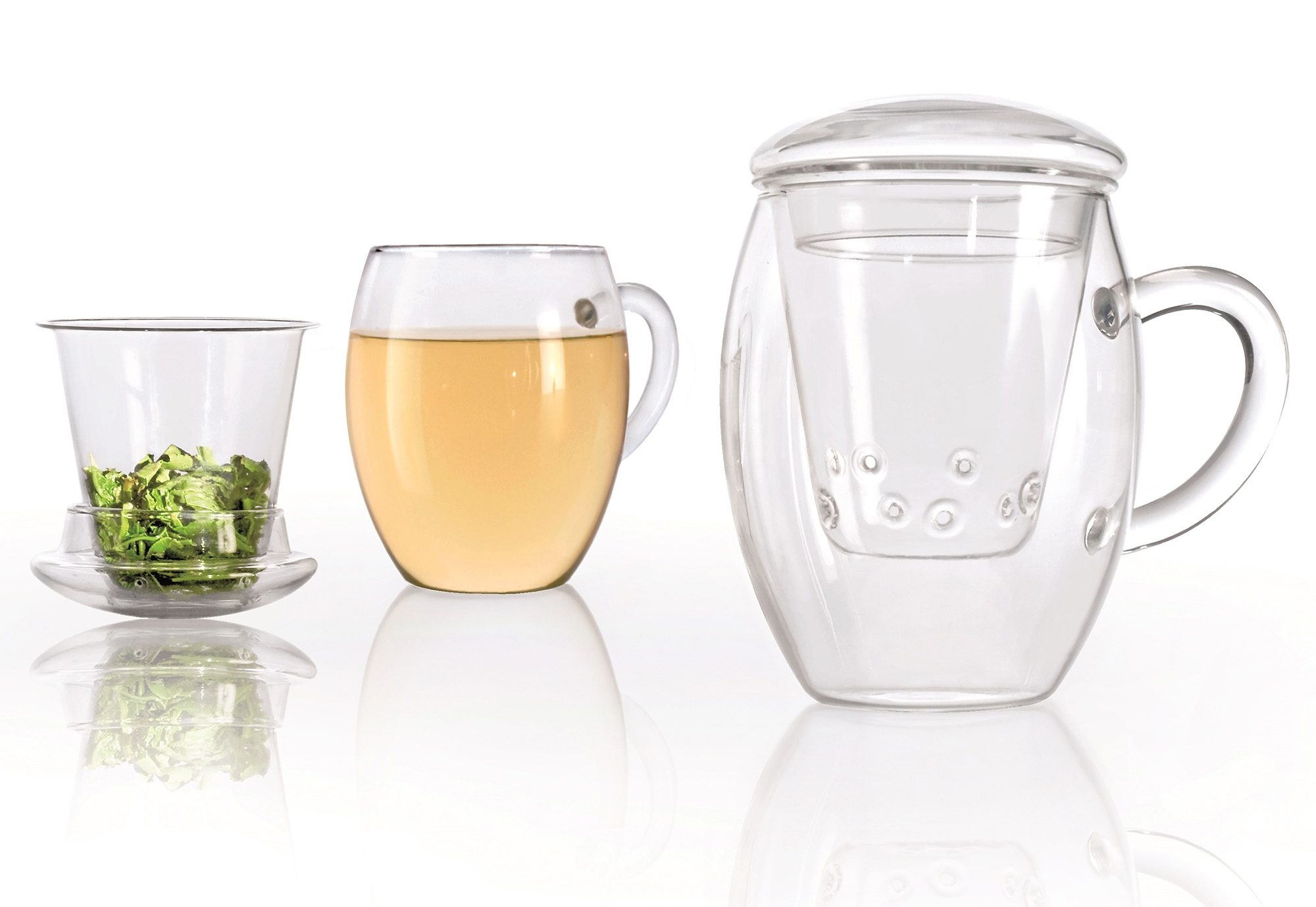 Creano TeeGlas, »all-in-one«