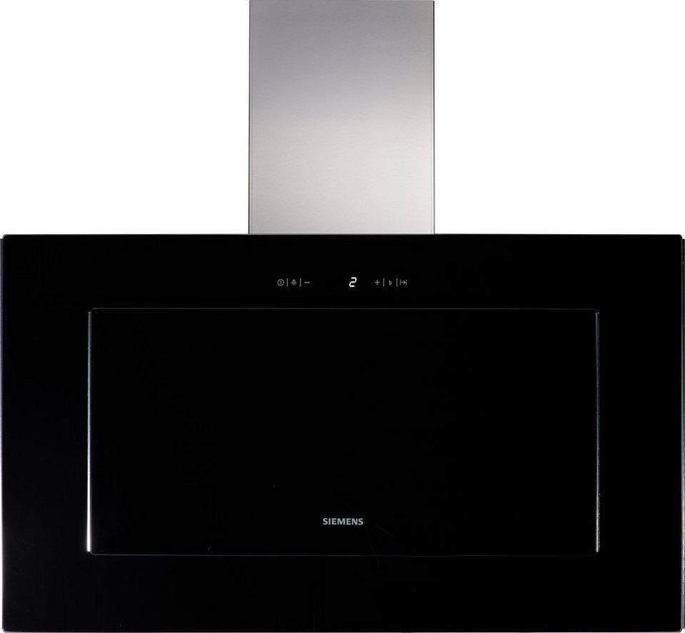 Siemens Kopffreihaube iQ700 LC98KA671 in schwarz