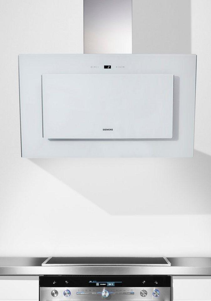 Siemens Kopffreihaube iQ700 LC98KA271 in weiß