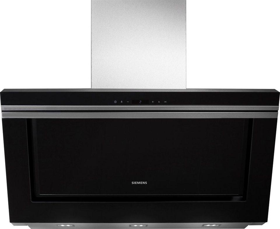 Siemens Kopffreihaube iQ700 LC91KB672 in schwarz