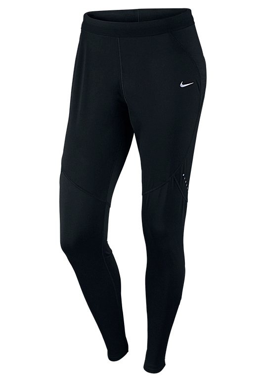 Nike Laufhose in Schwarz