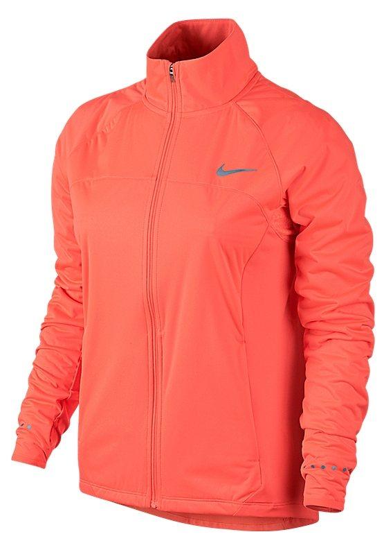 Nike Laufjacke in Koralle