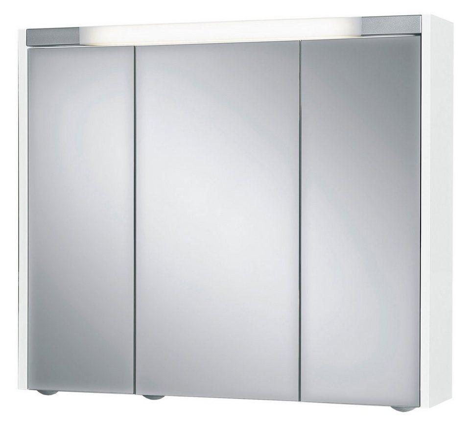 jokey spiegelschrank sarto iii breite 80 cm mit beleuchtung online kaufen otto. Black Bedroom Furniture Sets. Home Design Ideas