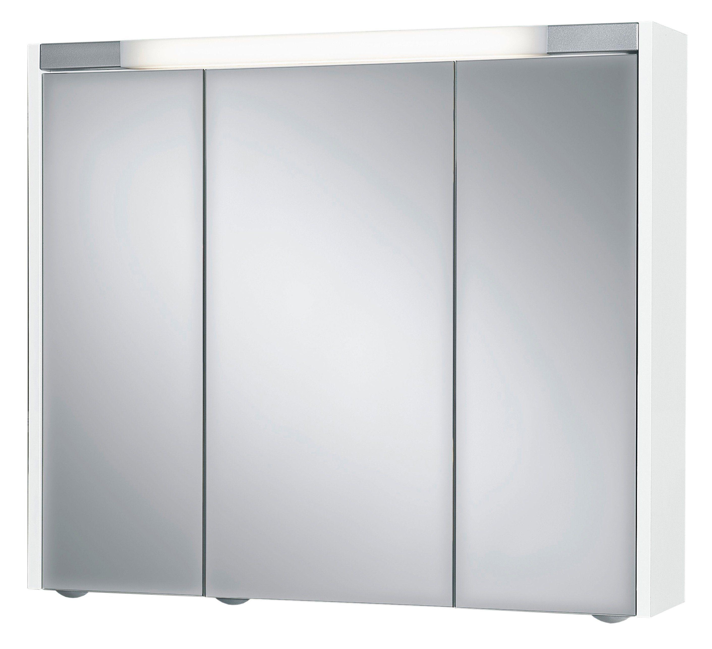 Jokey Spiegelschrank »Sarto III« Breite 80 cm, mit Beleuchtung