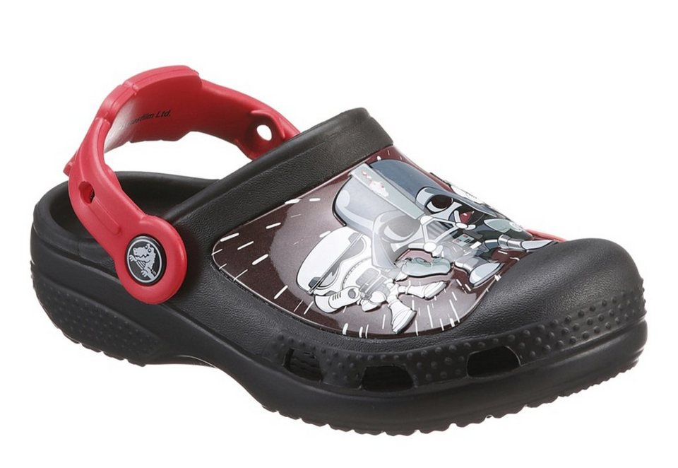 Crocs Clog »Star Wars Darth Vader« in schwarz