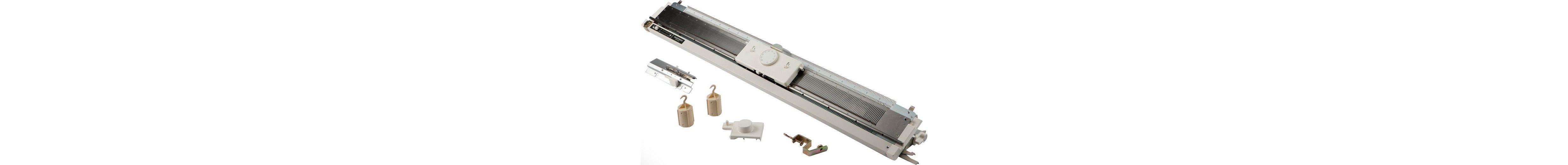 Silver Reed Doppelbett SRP 60 N, ZUBEHÖR für Strickmaschine SK280