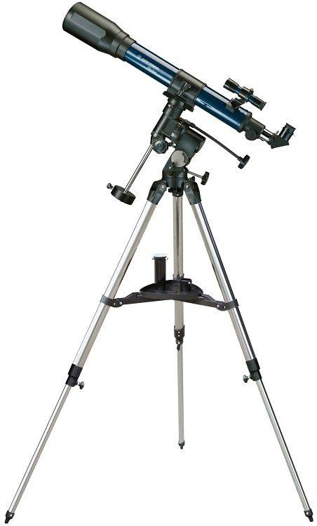 BRESSER Teleskop »BRESSER Jupiter 70/700 EQ Linsenteleskop«