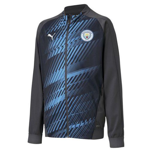 PUMA Softshelljacke »Manchester City Kinder Stadium Jacke«