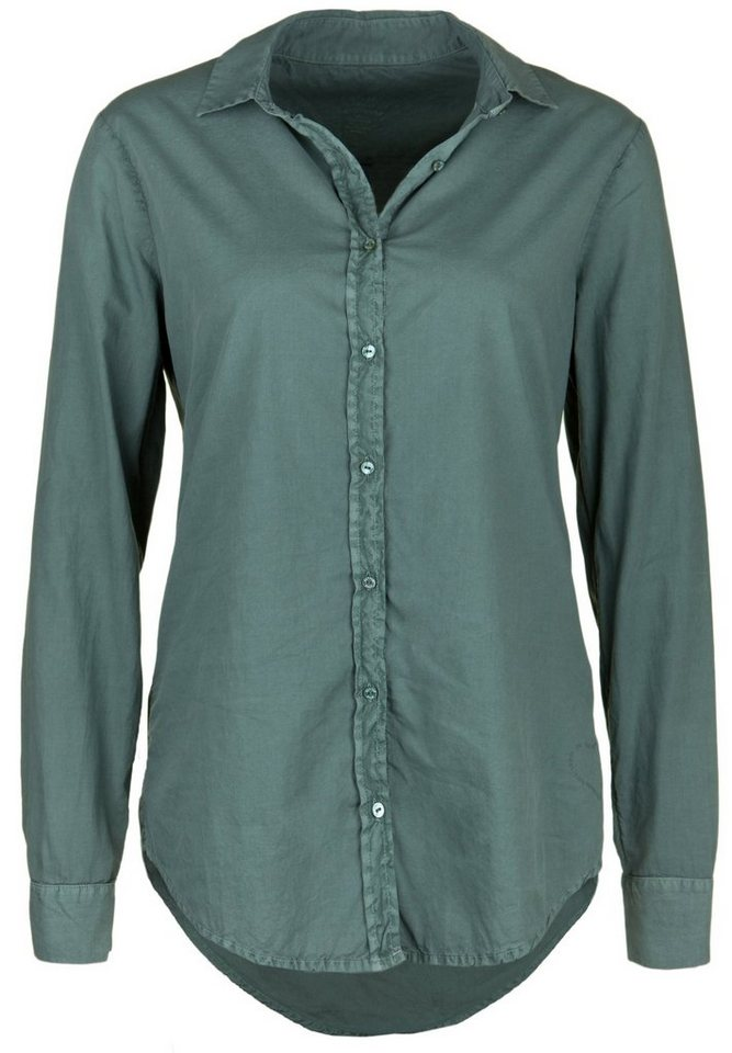 Better Rich Bluse »BLOUSE CLASSIC PIGMENT« in forest green