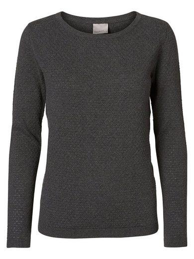 Vero Moda Texturiert Pullover