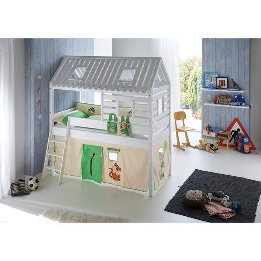 Relita Betttasche für Hoch- & Etagenbetten, Dschungel