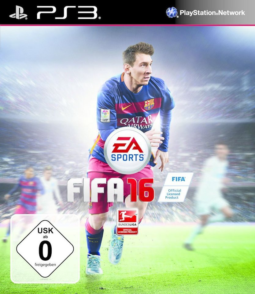 Electronic Arts Playstation 3 - Spiel »FIFA 16«