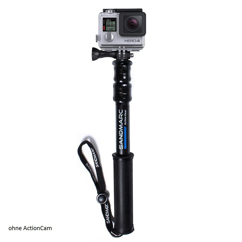 Sandmarc Verlängerung für GoPro Hero4 »Pole«