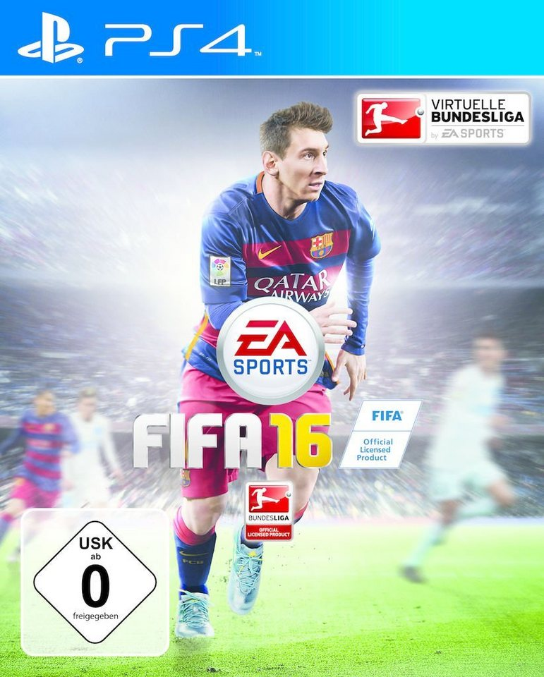Electronic Arts Playstation 4 - Spiel »FIFA 16«