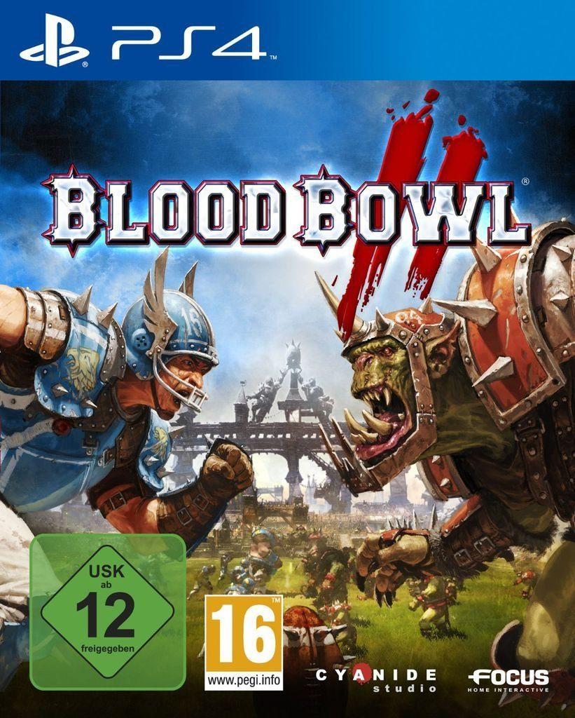 Koch Media Playstation 4 - Spiel »Blood Bowl 2«