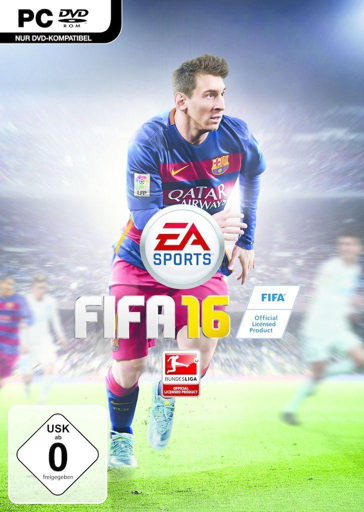 Electronic Arts PC - Spiel »FIFA 16«