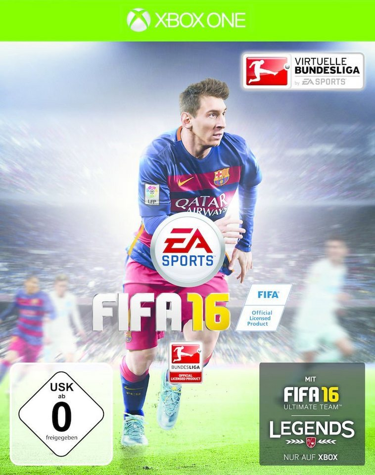 Electronic Arts XBOX One - Spiel »FIFA 16«