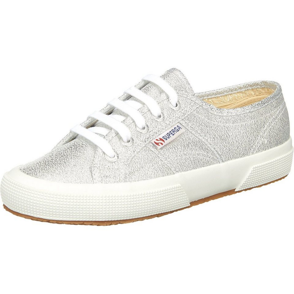 Superga® 2750-Lamew Sneakers in silber