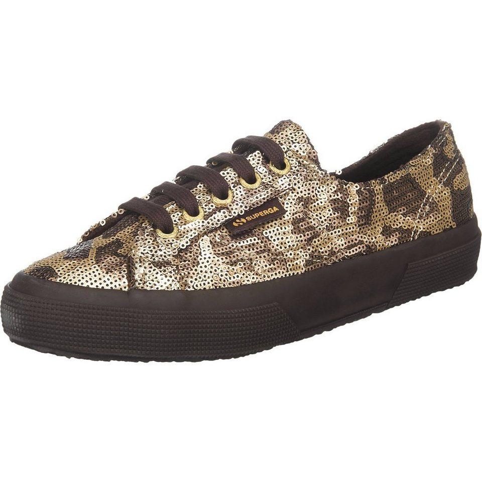 Superga® 2750 Lamew Sneakers in gold