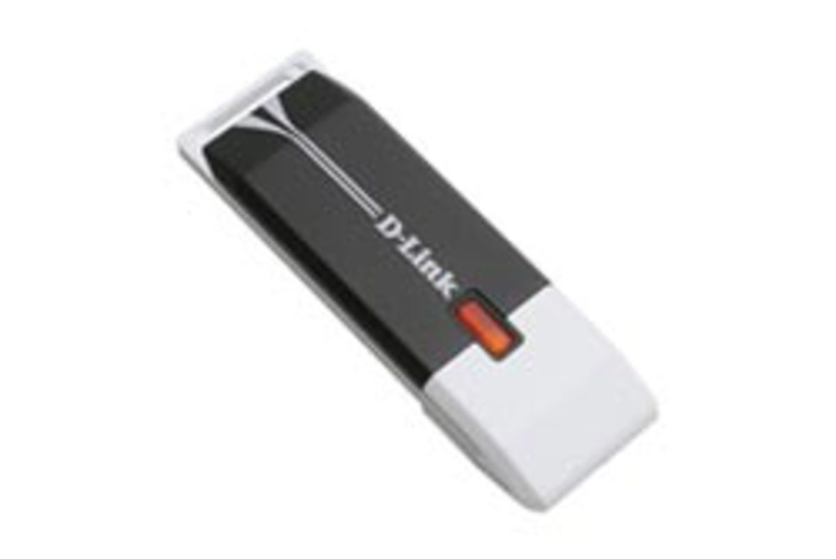 D-Link USB-Stick »DWA-140 Wireless N USB-Stick«