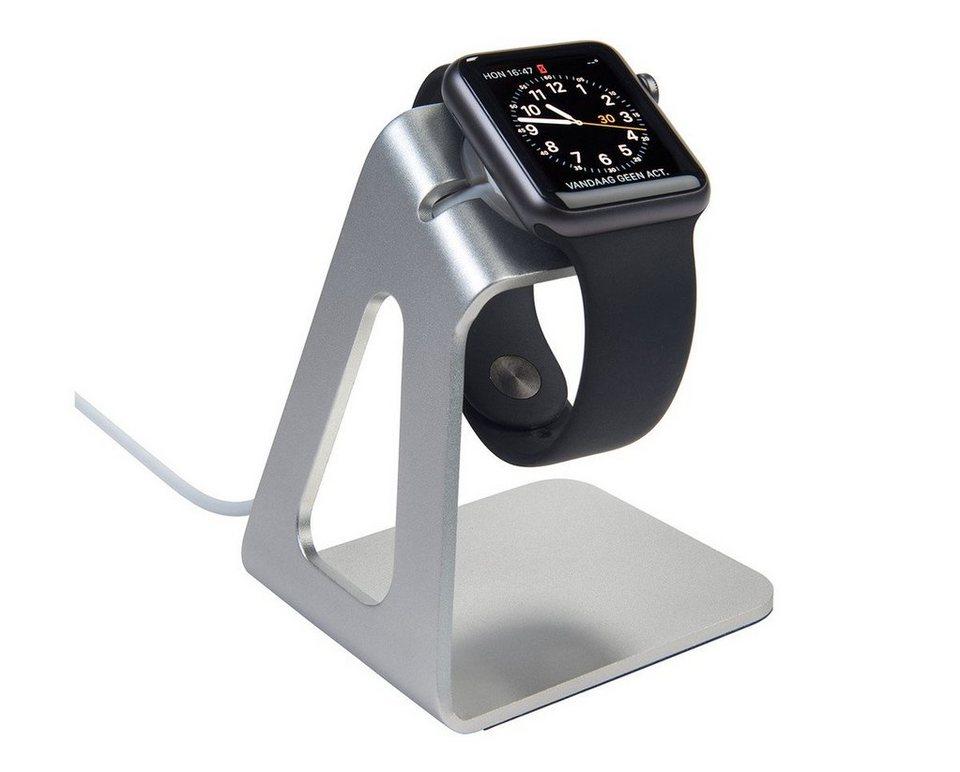 Xtorm Zubehör »Apple Watch Ladehalterung« in Silber