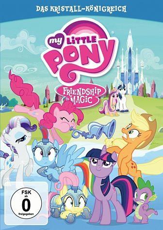 DVD »My Little Pony: Staffel 3, Vol. 1 - Das...«