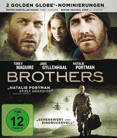 Blu-ray »Brothers - Zwei Brüder. Eine Liebe. (Metalpack)«