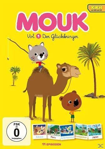 DVD »Mouk Vol. 1 - Der Glücksbringer«