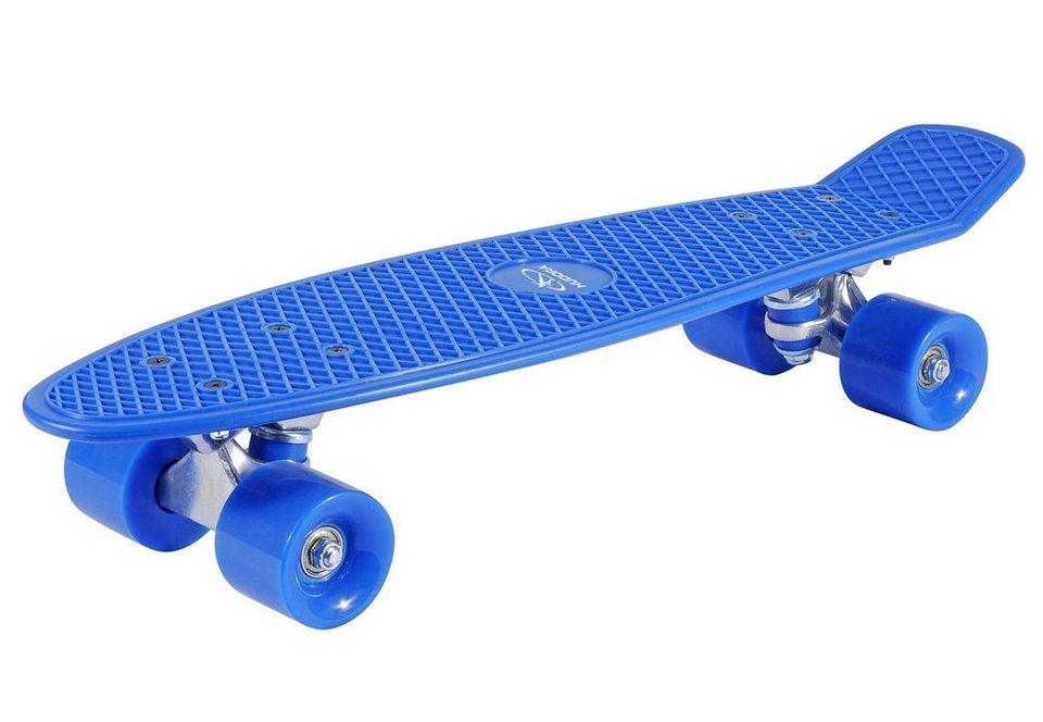 Hudora Retro Skateboard, »Sky Blue« in blau