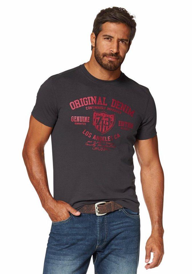 Arizona T-Shirt in graphit