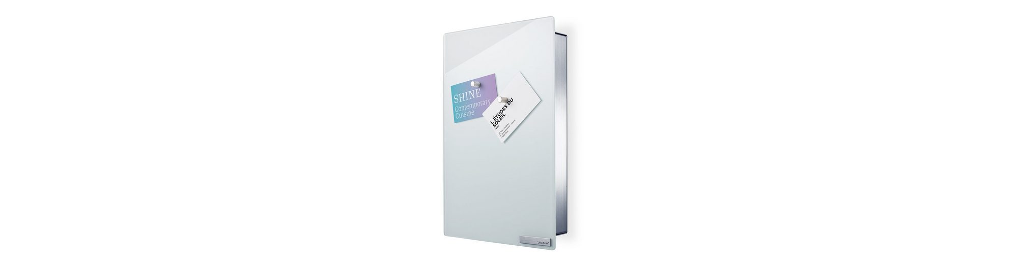 Blomus Schlüsselkasten/Glasmagnettafel