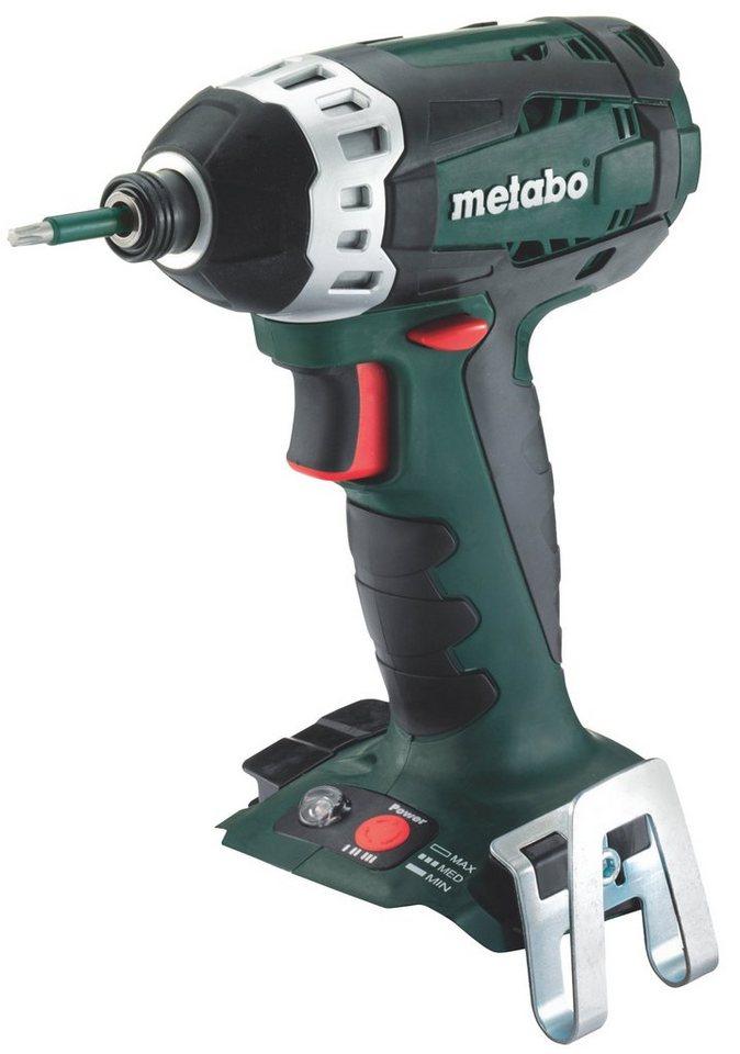 Metabo Professional Pick + Mix Serie: Akkuschlagschrauber »SSD 18 LTX 200« in grün