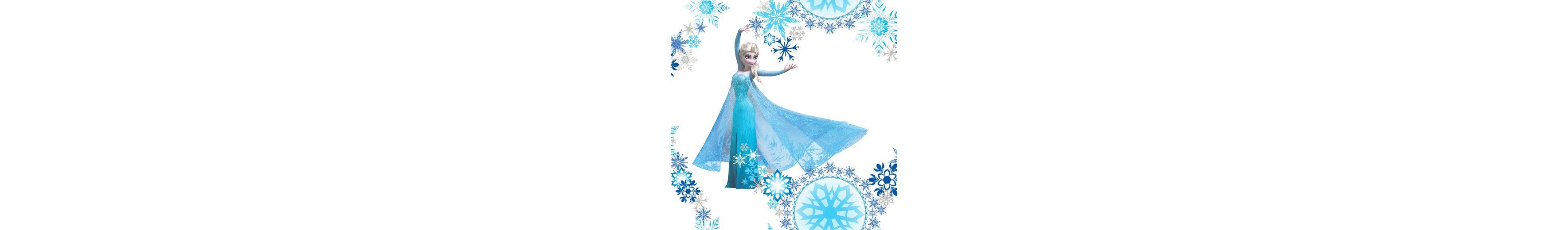 Papiertapete »Eiskönigin Elsa«