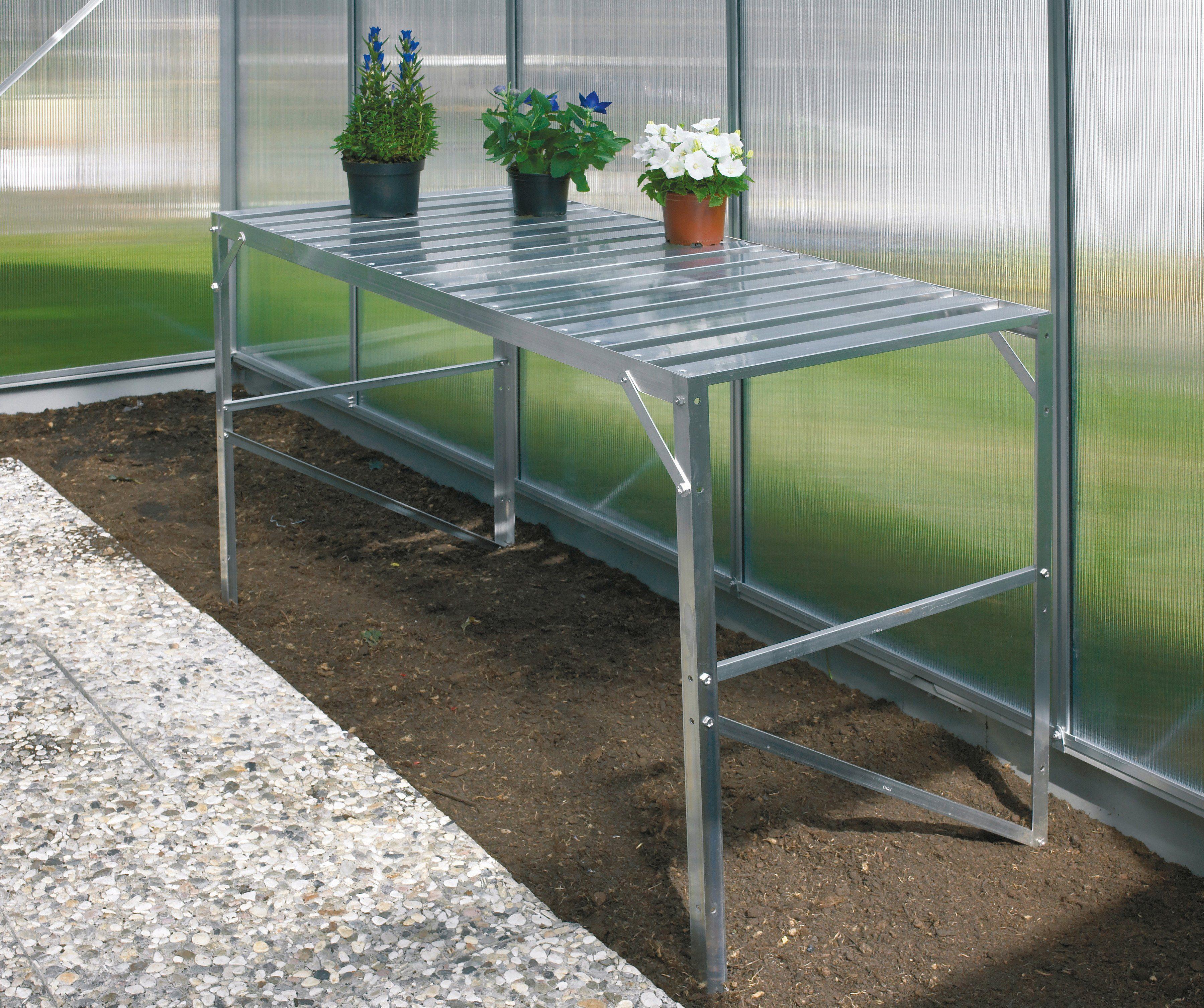VITAVIA Tisch , für Gewächshäuser, BxTxH: 121x54x76 cm