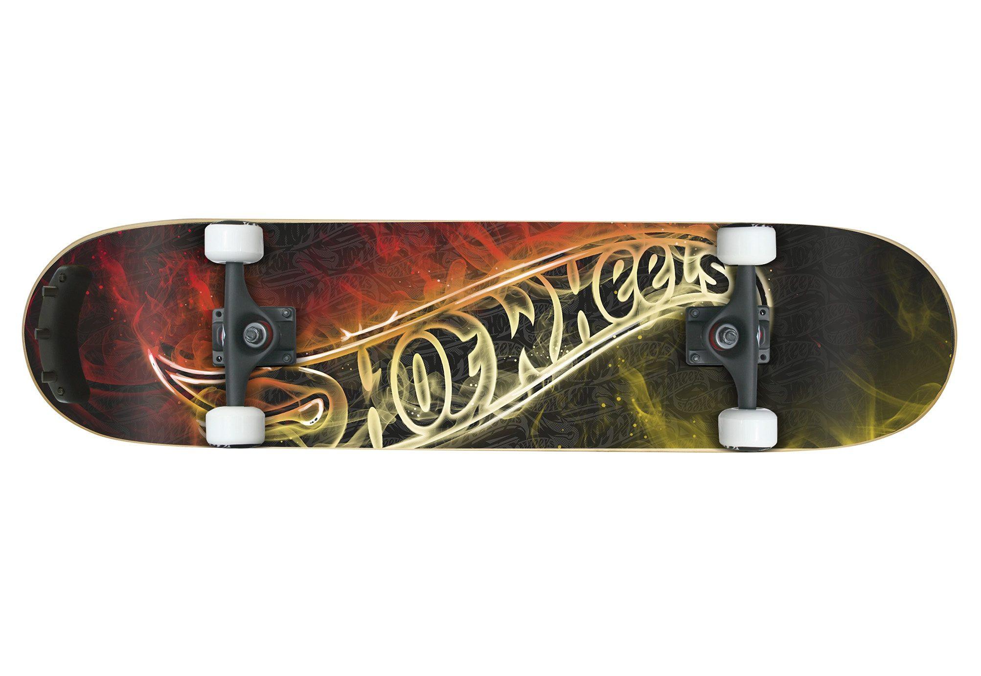 Hot Wheels Skateboard, »Fireboard III«