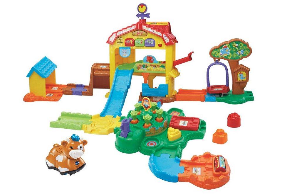 VTech Spielset Bauernhof, »Tip Tap Baby Tiere«