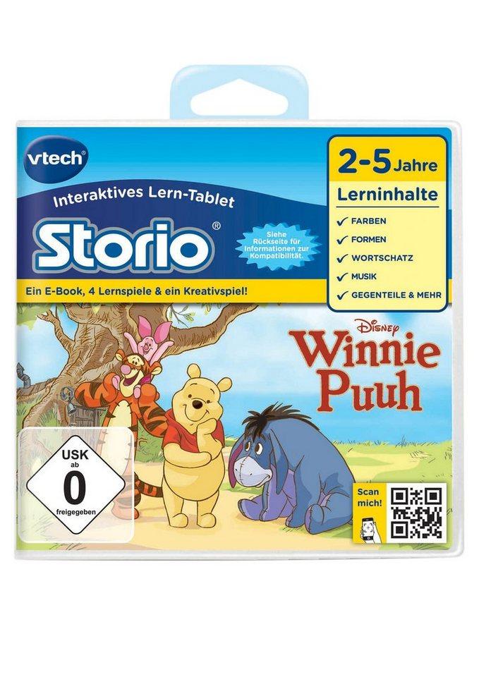 VTech Storio Lernspiel, »Winnie Puuh«