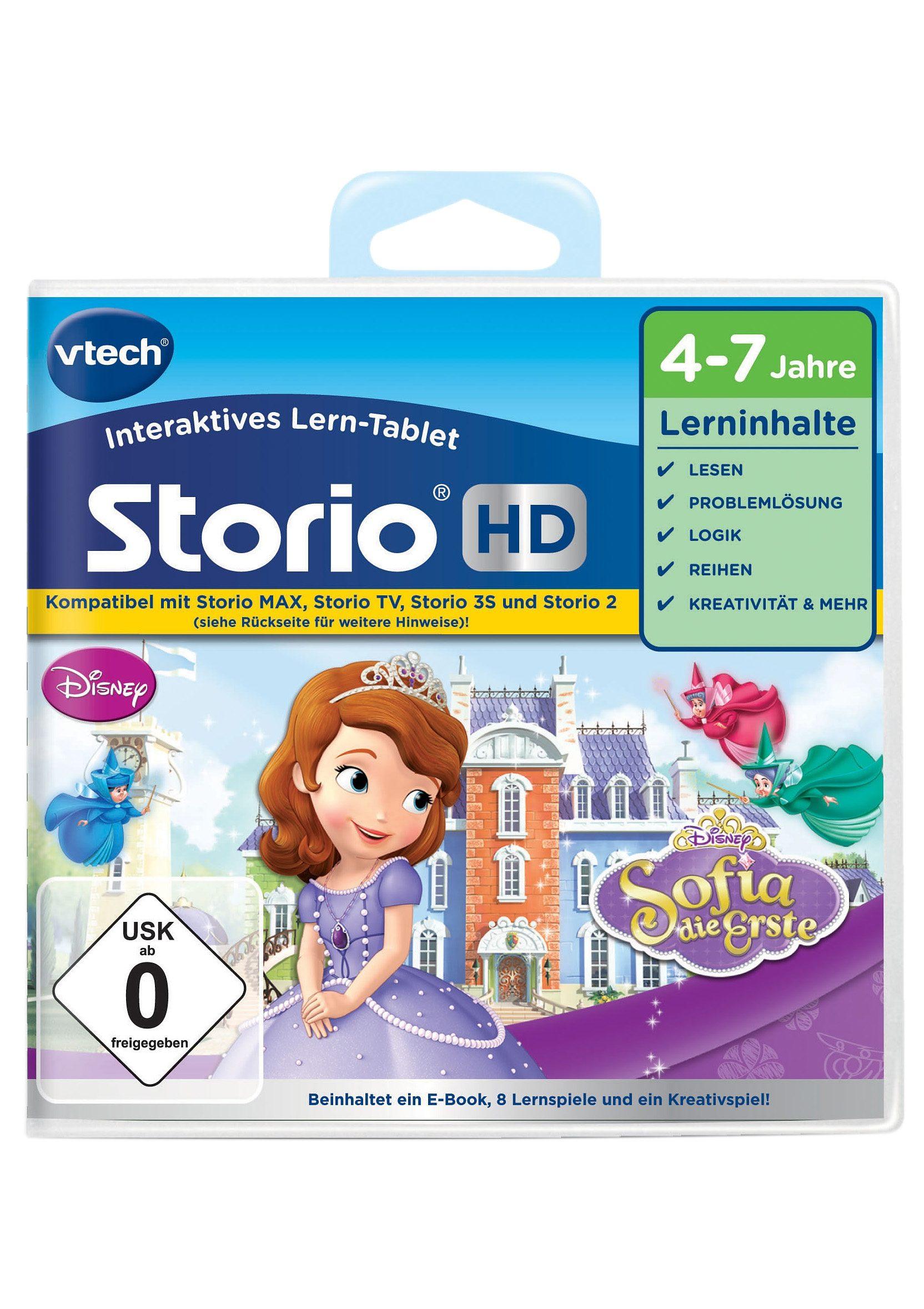 VTech Storio Lernspiel, »Sofia die Erste«