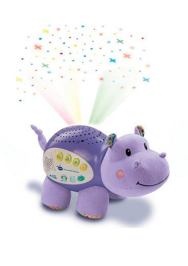 Vtech® Plüschfigur »Sternenlicht Nilpferd - VTech Baby«, mit Licht und Sound