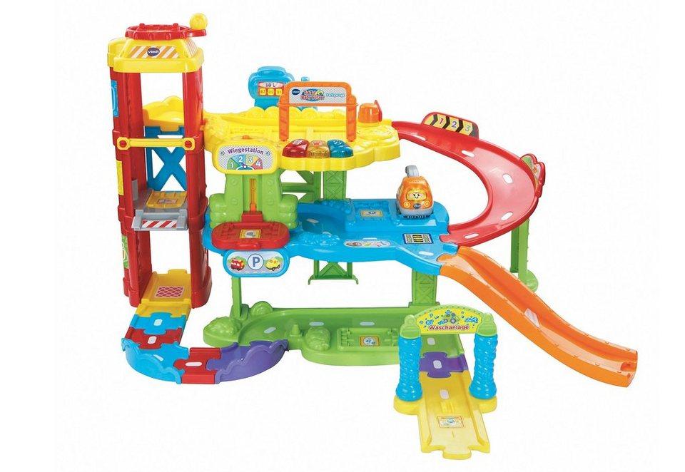 VTech Spielset, »Parkgarage - Tut Tut Baby Flitzer«