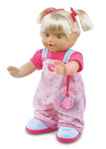 Vtech® Babypuppe »Little Love - Lisa lernt Laufen« (4-tlg)