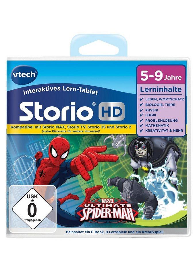 VTech Storio Lernspiel, »Der ultimative Spider-Man«
