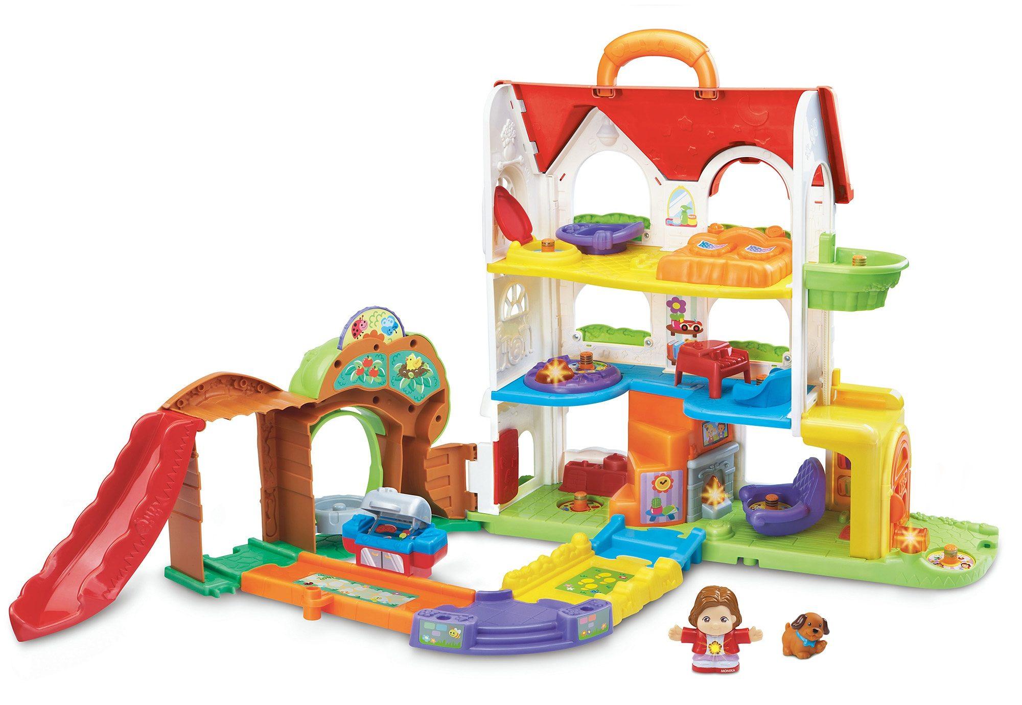 VTech Spielhaus mit Zubehör, »Kleine Entdeckerbande«