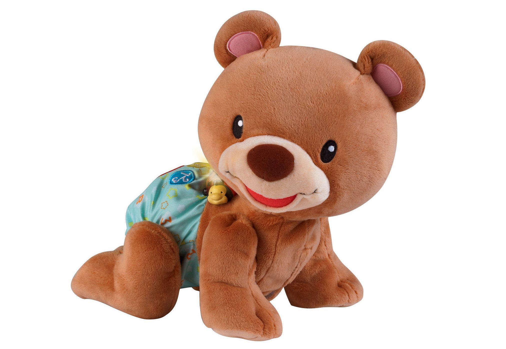 VTech Bär, »Krabbel mit mir - Bär«
