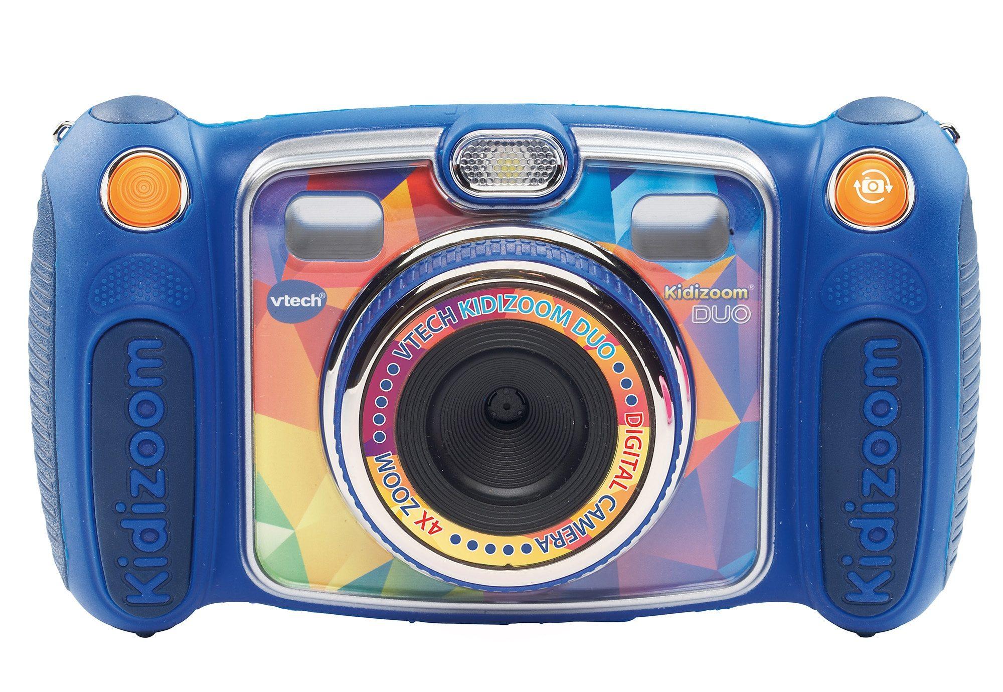 VTech Digitalkamera, »Kidizoom DUO - blau«